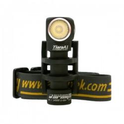 Налобный фонарь Armytek Tiara A1 (Теплый диод XM-L2)